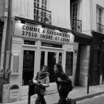 Paris - Laurent Berger - Poète Photographe